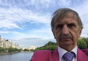 """Un cunoscut scriitor roman, jefuit in Capitala: """"Am fost pradat in centrul Bucurestiului! Nu-mi trebuie banii, actele imi trebuie!"""" Mircea M. Ionescu avea 400 de euro in portofel"""