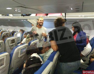 Finalistii Exatlon au urcat in avion si se pregatesc sa vina acasa! Imagini fabuloase...