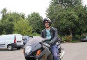 "Chirurgul Radu Zamfir e mai stresat pe motocicleta decat la spital: ""Stiati ca un impact frontal, chiar si la 50 km/ora, poate fi fatal?"""