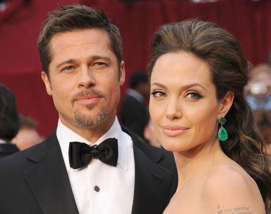 Angelina Jolie este in pericol sa piarda custodia copiilor! Cum a ajuns in aceasta...