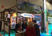 Resortul lui Radu Mazare din Madascar, prezent la un targ de turism din Germania! Iubita fostului primar a fost la stand