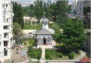 """Povestea bisericii cu 33 de trepte din Bucuresti! Biserica Bucur Ciobanu se spune ca a fost cladita chiar de """"Bucur Ciobanul"""""""