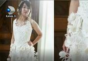 Rochia de mireasa poate fi superba, chiar daca nu este cusuta din materiale scumpe si accesorizata cu diamante de mii de euro. Afla cum, chiar de la noi