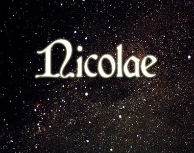 Semnificatia numelui: ce reprezinta numele Nicolae/Nicoleta