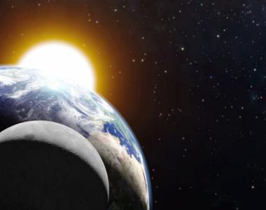 Eveniment astronomic de exceptie! Cea mai lunga si spectaculoasa eclipsa totala de luna...
