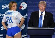 Actrita de filme pentru adulti care s-ar fi iubit cu Donald Trump a ajuns in arest! Politistii au ridicat-o dintr-un club de striptease