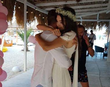 Noi detalii despre nunta lui Vladimir Draghia! Sotiei sale, Alice, i s-a facut rau in...