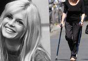 Brigitte Bardot, una dintre cele mai frumoase femei din lume a ajuns de nerecunoscut! Are 84 de ani si a ajuns sa arate ASA