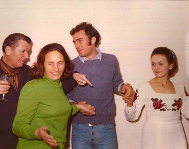 Ilie Micolov a fost chemat de Elena Ceausescu sa ii cante de durere, pentru ca fiul ei...