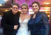 Fiica Irinei Loghin s-a maritat la varsta de 40 de ani. Cum a decurs nunta si cine este sufletul ei pereche