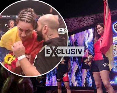 Lupta Dianei Belbita de la Exatlon, traita la un pas de ring! Ce nu s-a vazut in timpul...
