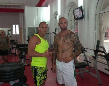 "Calin Novacescu de la Exatlon l-a antrenat pe Giani Kirita: ""Giani vrea cresterea masei..."