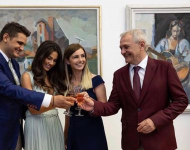 Cum a provocat nunta fiului lui Dragnea impacarea in familia lui Petre Geambasu:...
