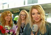 """Silvia Stroescu s-a intors de la Exatlon! Primele declaratii facute de Faimoasa pe aeroport: """"Daca n-as fi avut dureri groaznice, mi-as fi dorit sa raman"""""""