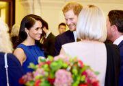 Meghan Markle nu se mai ascunde! Primele imagini cu ducesa insarcinata. Detaliile care o dau de gol