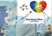 Congresul East Meets West 2018, cel mai prestigios eveniment medical al anului