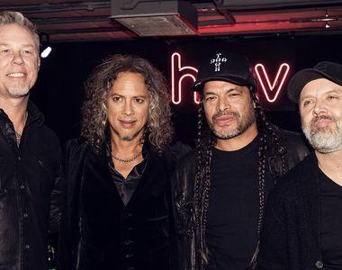 Fanii Metallica primesc o veste devastatoare! A murit unul dintre cei mai importanti...