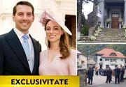Primele imagini de la nunta anului! Sute de oameni s-au adunat la biserica in care se vor cununa religios fostul principe Nicolae si Alina Binder - EXCLUSIV