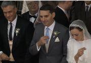 Cine a stat in spatele principelui Nicolae, in biserica, la nunta? Nicio ruda de-a lui nu a participat la eveniment