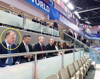 Nasul lui Cristi Borcea s-a intalnit cu Vladimir Putin inainte de nunta! Care e...