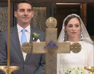 Principele Nicolae si Alina au avut un nas celebru! Un Masterchef din Romania a fost...