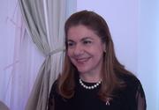 """Motivul cutremurător pentru care Mihaela Geoană s-a implicat în campania de prevenire a cancerului la sân! """"Mă simţeam condamnată"""" Mărturisire emoţionantă a soţiei lui Mircea Geoană"""