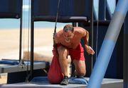 După ce l-ai văzut pe Oltin la Exatlon, nu-l credeai în stare de aşa ceva! Fostul Faimos face schi nautic pe lacul Snagov!