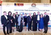 Ugur Yesil, CEO Kanal D si Executiv Board Member Kanal D, prezent, alaturi de vedete ale statiei, la Balul TIAD