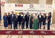 Atmosferă de gală la Balul Tradiţional organizat de Asociaţia oamenilor de afaceri turci din România