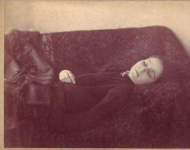 Povestea terifiantă a Ioanei Constantinescu, femeie-vampir care s-a născut în România:...