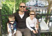 Drama pe care o trăieşte actorul Alexandru Conovaru! Fiica lui s-a născut cu inima pe partea dreaptă, iar tratamentul i-a provocat o nouă problemă