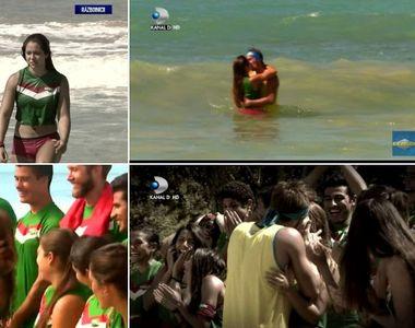Cine este Ana Laura Gonzalez, concurenta Exatlon din Mexic pe care a sărutat-o Iulian...