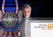 "Astazi, de la 23:00, Teo Trandafir da startul noului sezon ""Vrei sa fii milionar?"", la Kanal D"