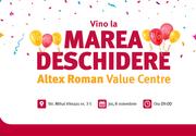 Altex deschide un nou magazin în Roman