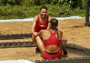 "Paula Vieru a parasit competitia ""Exatlon"", dupa duelul cu Monica Rosu"