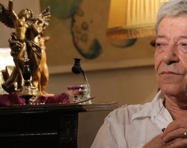 """Actorul Ion Dichiseanu a fentat moartea în mod miraculos: """"Avionul în care trebuia să..."""