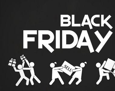 """Veşti bune pentru  toţi împătimiţii de shopping. Ofertele de """"Black Friday"""" continuă"""