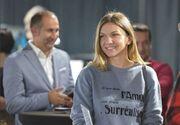 """Geanta de piele """"Simona Halep"""" costă o avere! E personalizată în culorile turneului de la Roland Garros!"""