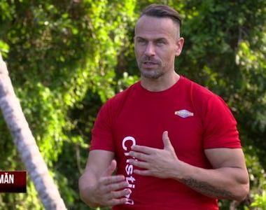 """Cristi Geamăn, dezvăluiri despre momentele trăite la Exatlon: """"Cum s-a terminat..."""