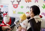 Zeny, fiica Adelinei Pestriţu, s-a întâlnit cu Moş Crăciun! Află cum a decurs momentul şi ce îşi doreşte micuţa să primească de Sărbători!