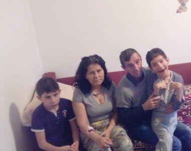 """Apelul DISPERAT al familiei ajutate de Becali anul trecut! """"Vă rugăm din..."""