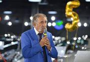 Ion Ţiriac şi-a completat colecţia de maşini cu un automobil fabricat în 1935! Miliardarul l-a restaurat timp de un an, iar rezultatul este excepţional
