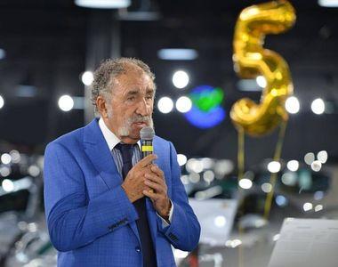 Ion Ţiriac şi-a completat colecţia de maşini cu un automobil fabricat în 1935!...