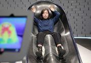 Nike scoate pe piata primul scaun destinat sportivilor de performanta! Poate sa incalzeasca sau sa racoreasca instant un atlet! Tehnologia e dusa la alt nivel!