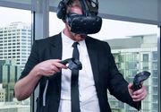 Record mondial! Un barbat a stat 25 de ore in realitatea vituala, folosind ochelarii HTC Vive