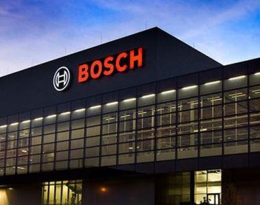 Nemtii de la Bosch cauta sa angajeze ingineri pentru fabricile din Cluj si Timisoara!...