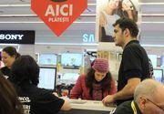 Romanii au cumparat anul acesta electrocasnice si smartphone-uri in valoare de 320 milioane de euro
