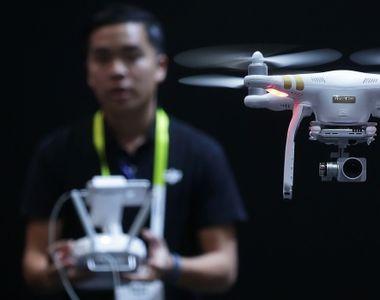 Decolarea si aterizarea dronelor in oras sunt ilegale in Romania. Ce trebuie sa faca...