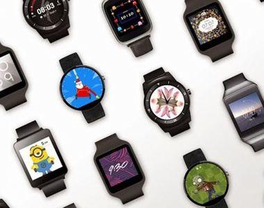 Android Wear: Doua noi smartwatch-uri, realizate de Google