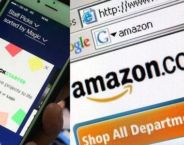 Amazon deschide un magazin dedicat produselor realizate cu ajutorul platformei de...